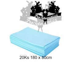 Blue water-resistant cover for a deck chair 20 pcs
