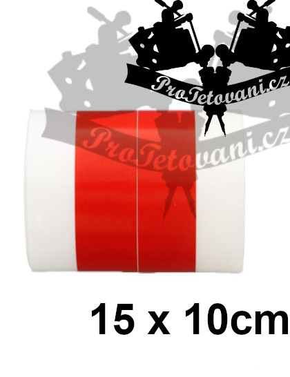 Ochranná folie po tetovaní SUPRASORB F kus 15 x 10 cm