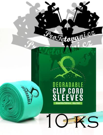 Ochranné obaly na Clip cord biologicky rozložitelné 10 ks