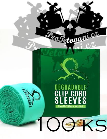 Ochranné obaly na Clip cord biologicky rozložitelné 100 ks