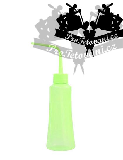 Plastová střička BABY GREEN 250 ml
