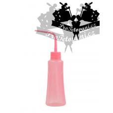 Plastic syringe BABY PINK 250 ml