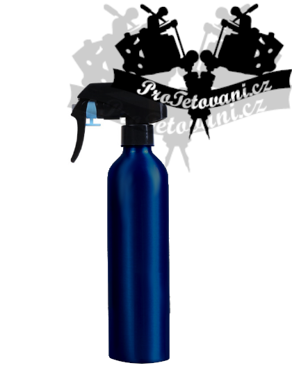 Plastový rozprašovač na vodu 500 ml Blue