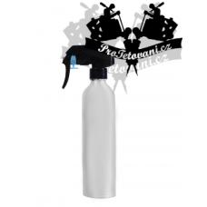 Plastic water spray 500 ml White