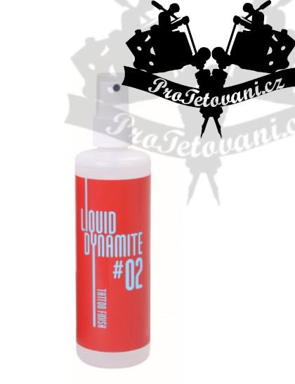 Tattoo finish Liquid Dynamite 100 ml