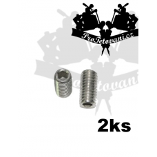 Allen screws for tattoo grip 2 pcs