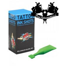 INK SHOTS 2 ML Tattoo ink Moms Millennium Green gob