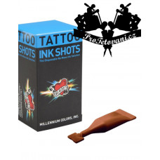INK SHOTS 2 ML Tattoo ink Moms Millennium Indian Orange