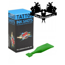 INK SHOTS 2 ML Tattoo ink Moms Millennium Marine Green