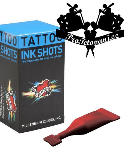 INK SHOTS 2 ML Tetovací barva Moms Millennium Red Rum