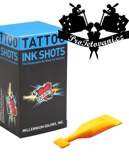INK SHOTS 2 ML Tetovací barva Moms Millennium Anna Banana