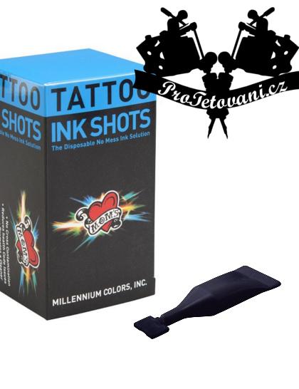 INK SHOTS 2 ML Tetovací barva Moms Millennium Black Onyx