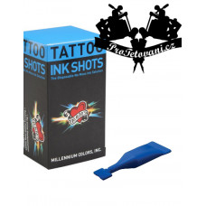 INK SHOTS 2 ML Tattoo ink Moms Millennium Blue Balls