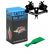 INK SHOTS 2 ML Tattoo ink Moms Millennium Ectoplasmic Green
