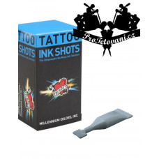 INK SHOTS 2 ML Tattoo ink Moms Millennium Gray Hound