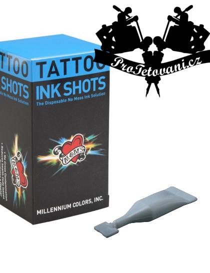 INK SHOTS 2 ML Tetovací barva Moms Millennium Grey Hound