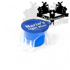 ONE CAPS tattoo ink INTENZE MARIO LIGHT BLUE