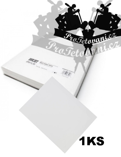 Inkjet papír pro tisknutí a přenos motivu 1ks