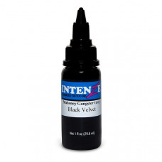 Intenze Black Velvet 30ml tattoo ink