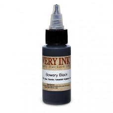 Intenze Bowery Black 30 ml tattoo ink
