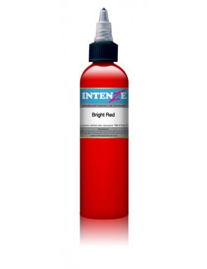 Intenze Bright Red 30ml tetovací barva