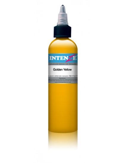 Intenze Ink Golden Yellow 30ml tetovací barva