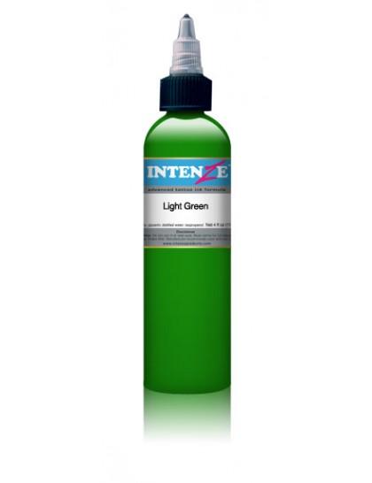 Intenze Light Green 30ml tetovací barva