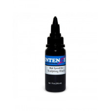 Intenze Sculpting Black By Bob Tyrrell 30ml tattoo ink