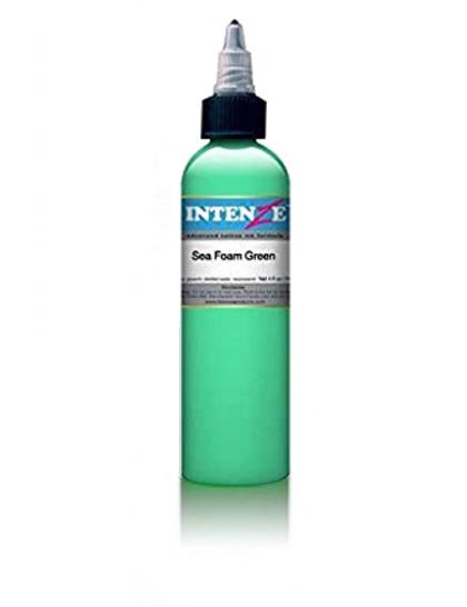 Intenze Seafoam Green 30ml tetovací barva