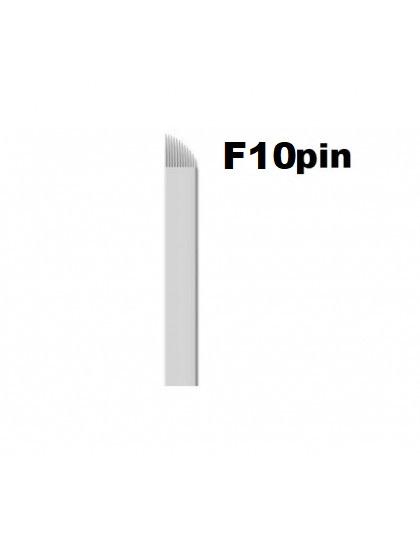 Jehla čepelka pro 3D permanentní make up F10 pin sterilní