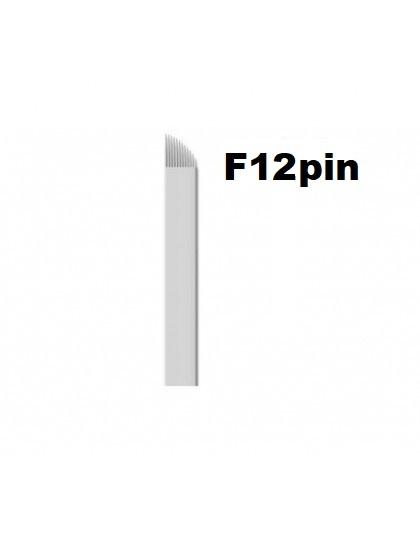Jehla čepelka pro 3D permanentní make up F12 pin sterilní