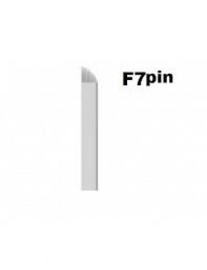 Jehla čepelka pro 3D permanentní make up F7 pin sterilní