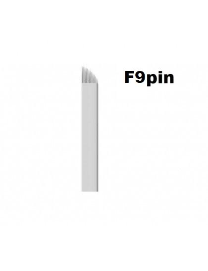 Jehla čepelka pro 3D permanentní make up F9 pin sterilní