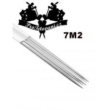 Tattoo needle 7M2