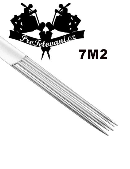 Tetovací jehla 7M2