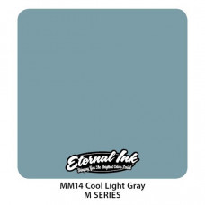 Eternal ink   Cool Light Gray   tattoo color