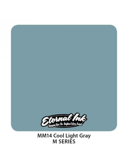 Eternal ink Cool Light Gray tetovací barva