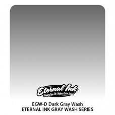 Eternal ink Dark Greywash tattoo color