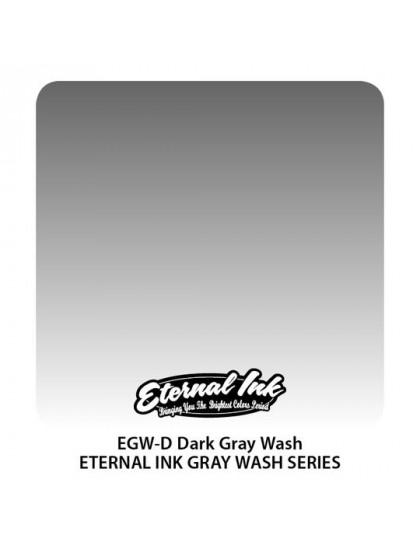 Eternal ink Dark Greywash tetovací barva