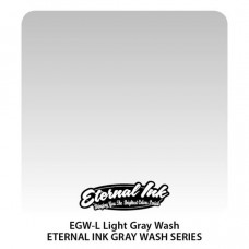 Eternal ink Light Greywash tattoo color