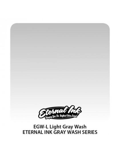 Eternal ink Light Greywash tetovací barva