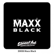 Eternal ink Maxx Black tattoo color