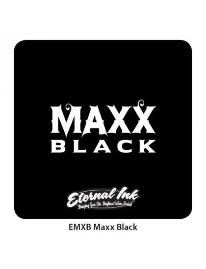 Eternal ink Maxx Black tetovací barva