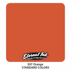 Eternal ink Orange tattoo color