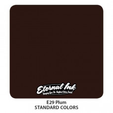 Eternal ink Plum tattoo color