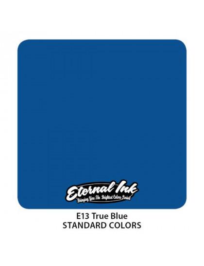 Eternal ink True Blue tetovací barva