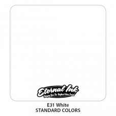 Eternal ink White tattoo color