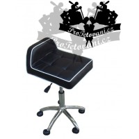 Leatherette tater chair RETRO STYLE
