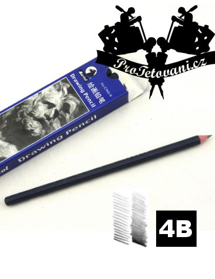 Kreslící tužka Martol 4B