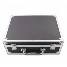 Large suitcase for black tattoo supplies
